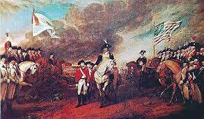 Surrender At Yorktown