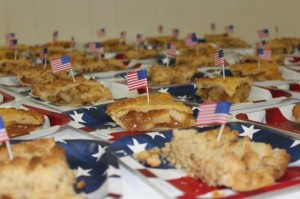 Flags and Apple Pie