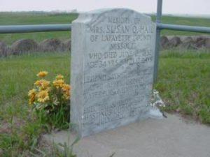SusanHaileMemorial