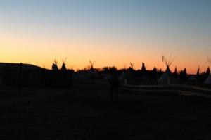 Sunrise at Alafia
