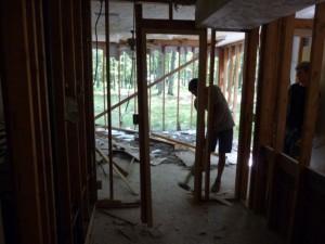 Removing Interior Walls