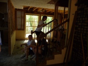Stripping a House