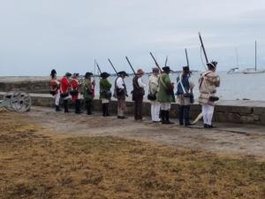 East Florida Rangers Ready to Fire