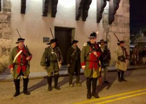 Gathering in the Castillo